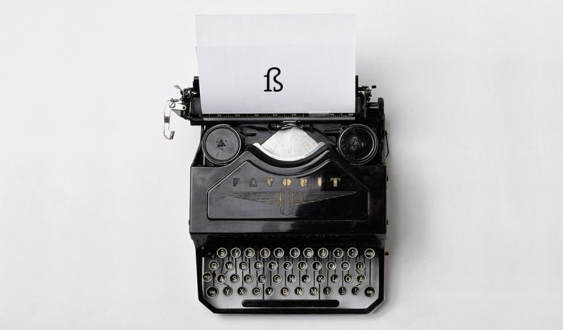 Typografie Rechtschreibung