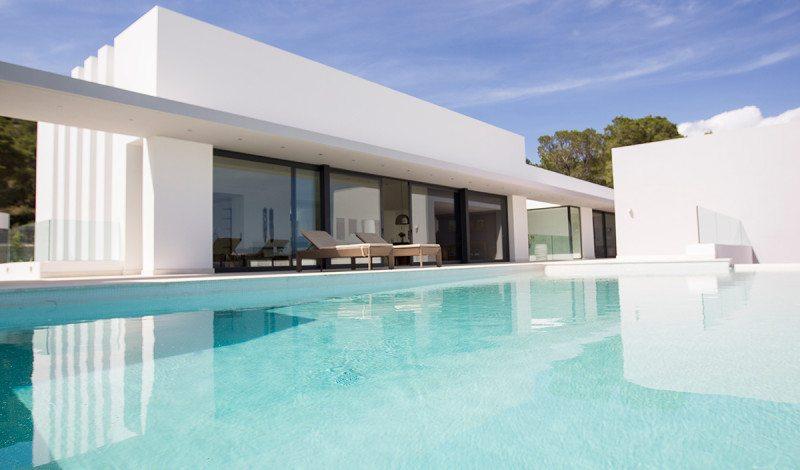 Bild der Villa Montesol auf Ibiza